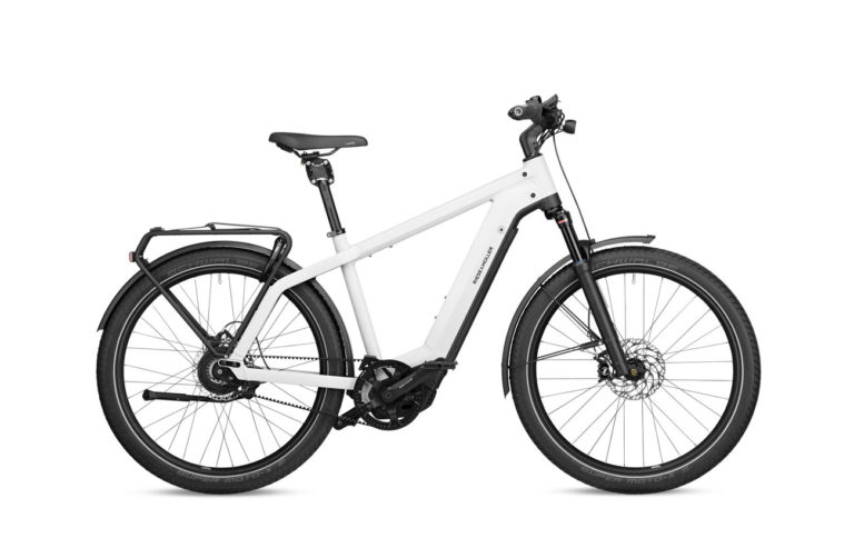 Riese & Muller Charger3 GT Vario Ceramic White for sale - Propel eBikes
