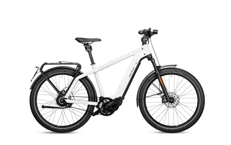 Riese & Muller Charger3 GT Vario HS Ceramic White for sale - Propel eBikes