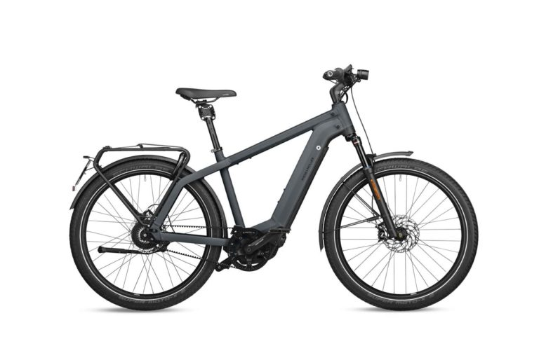Riese & Muller Charger3 GT Vario HS Storm Blue Matt for sale - Propel eBikes