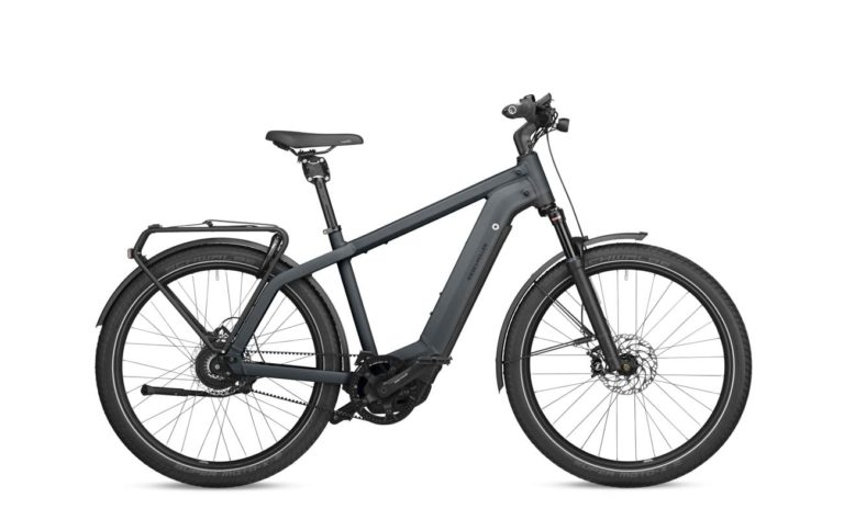 Riese & Muller Charger3 GT Vario Storm Blue Matt for sale - Propel eBikes