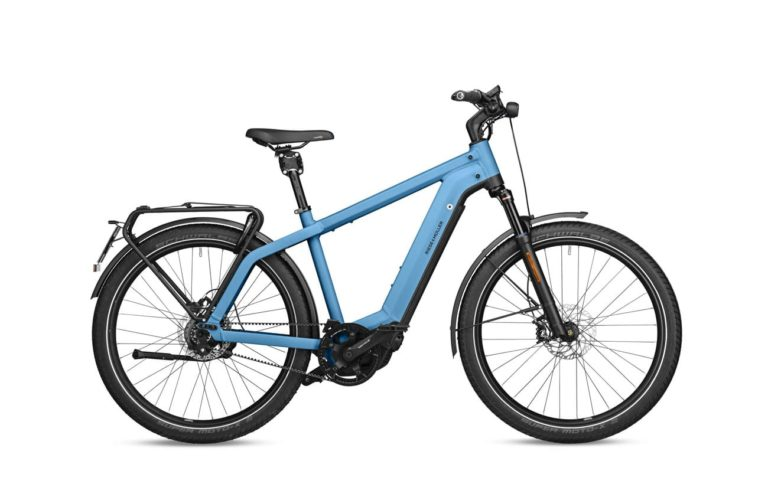 Riese & Muller Charger3 GT Rohloff HS Caribbean Matt for sale - Propel eBikes