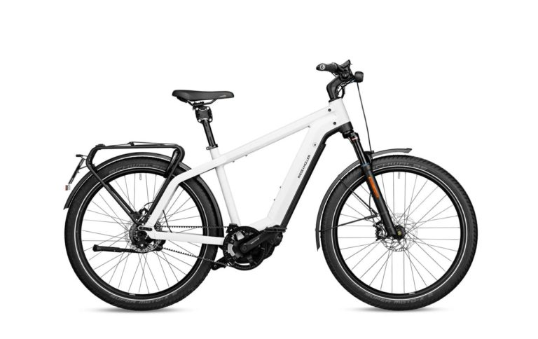 Riese & Muller Charger3 GT Rohloff HS Ceramic White for sale - Propel eBikes