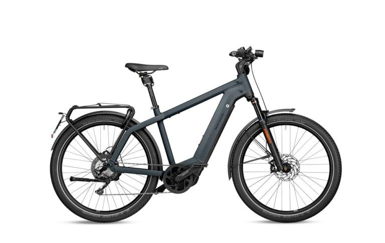 Riese & Muller Charger3 GT Touring HS Storm Blue Matt for sale - Propel eBikes