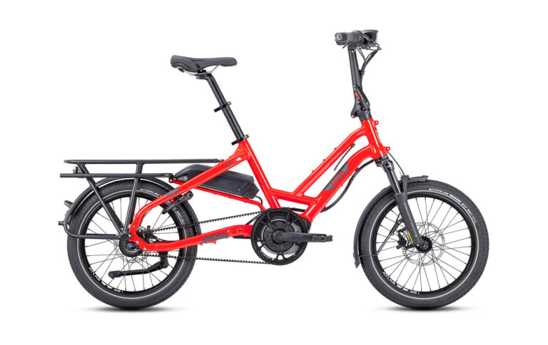 Tern HSD S8i G1 Red for sale - Propel eBikes