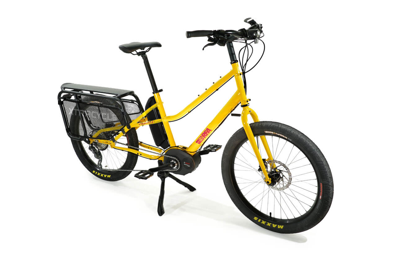 Xtracycle RFA utility, Xtracycle RFA Utility