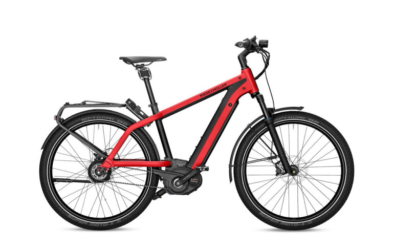 Riese & Muller Charger GT Vario Red Metallic for sale - Propel E-Bikes