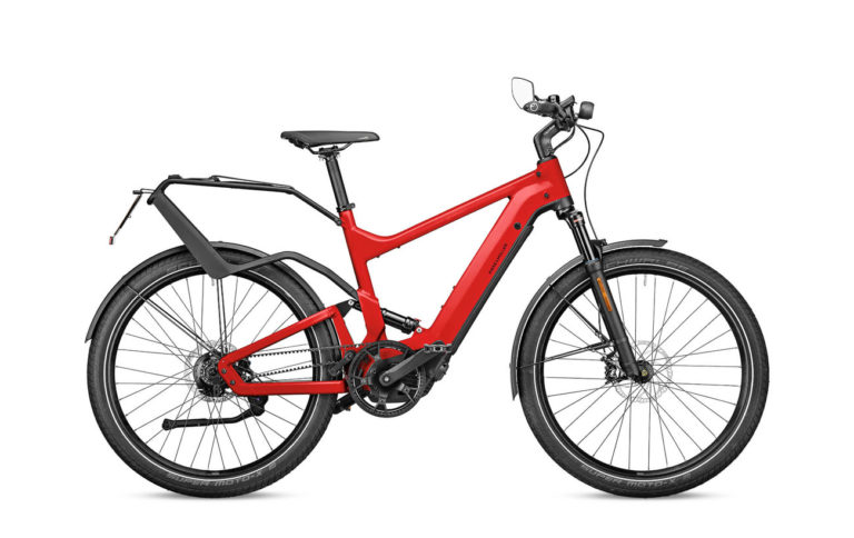 Riese & Muller Delite GT Rohloff HS Chili Matt for sale - Propel Electric Bikes