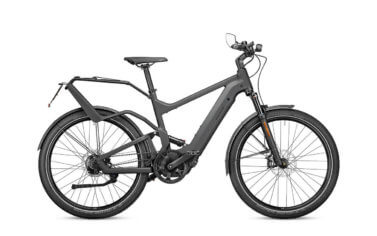 Riese & Muller Delite GT Rohloff HS Urban Grey Matt for sale - Propel eBikes