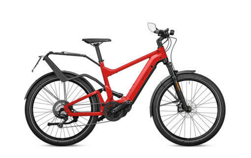 Riese & Muller Delite GT Touring HS Chili Matt - Propel Electric Bikes