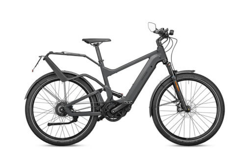 Riese & Muller Delite GT Vario HS Urban Grey Matt for sale - Propel eBikes