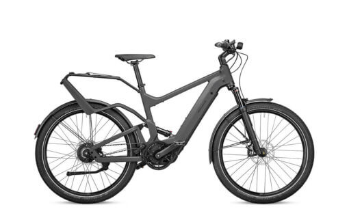 Riese & Muller Delite GT Vario Urban Grey Matt for sale - Propel eBikes