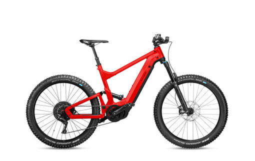 Riese & Muller Delite Mountain Touring Chili Matt for sale - Propel eBikes