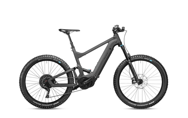 Riese & Muller Delite Mountain Touring Urban Grey Matt for sale - Propel eBikes