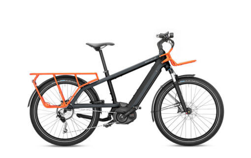 Riese & Muller Multicharger GT Light Utility Grey for sale - Propel E-Bikes