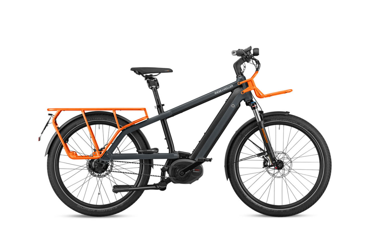 Riese & Muller Multicharger GT Rohloff HS