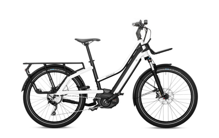 Buy Riese & Muller Multicharger Mixte GT Light Pearl White - Propel E-Bikes