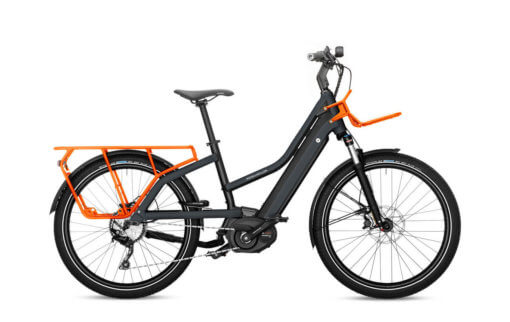 Riese & Muller Multicharger Mixte GT light Utility Grey for sale - Propel eBikes