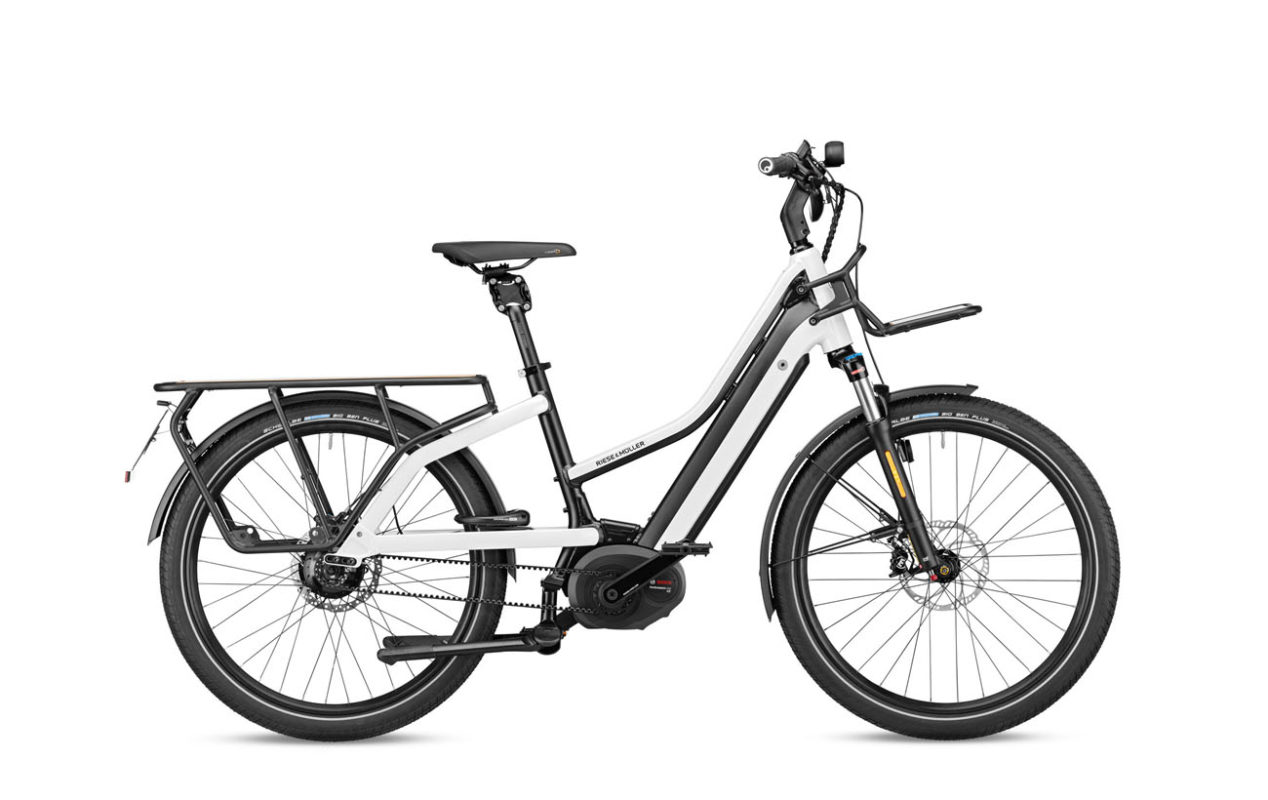 Riese & Muller Multicharger Mixte GT Rohloff HS