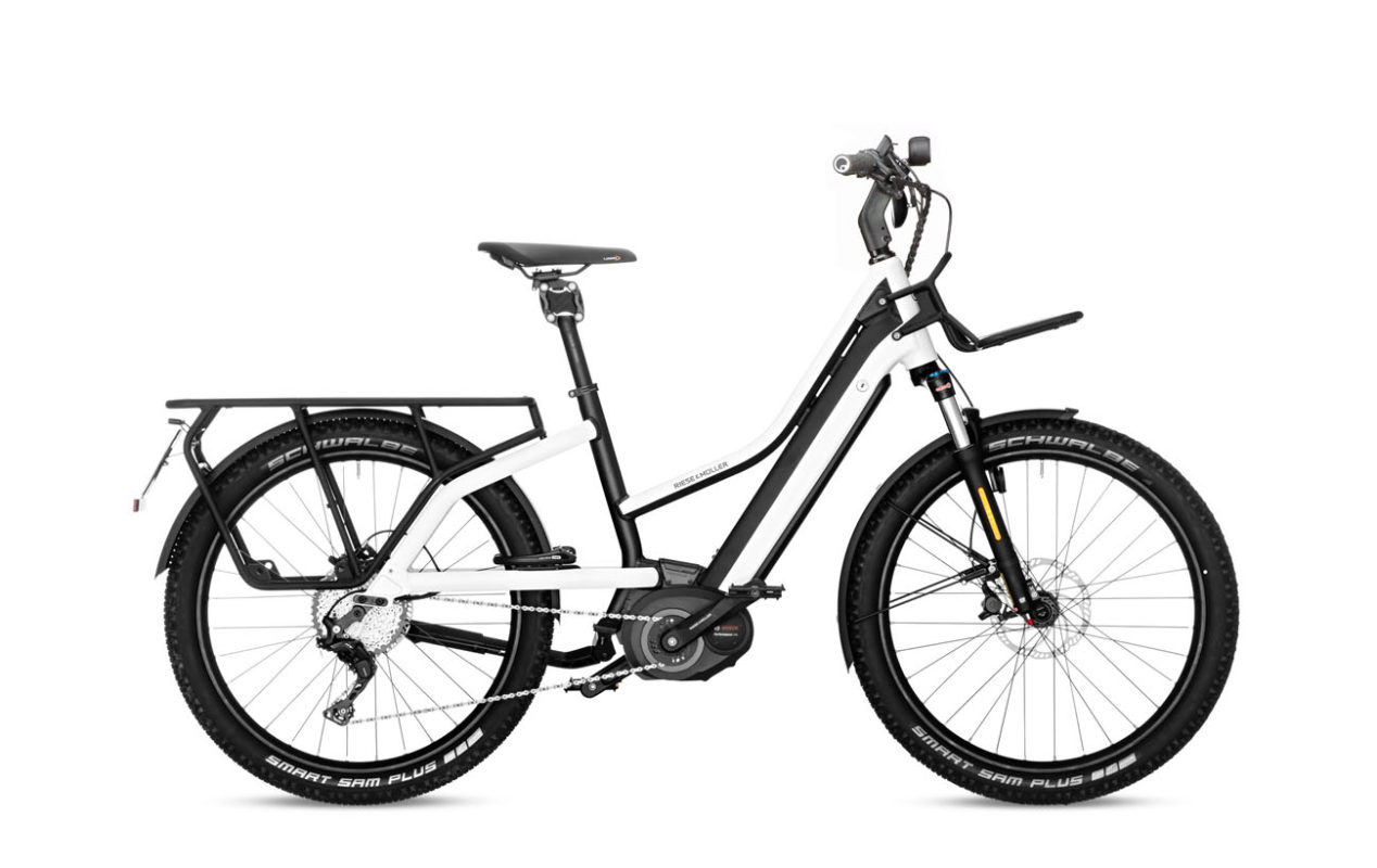Riese & Muller Multicharger Mixte GT Touring HS