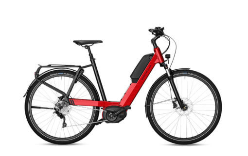 Riese & Muller Nevo Touring Fire Red for sale - Propel eBikes