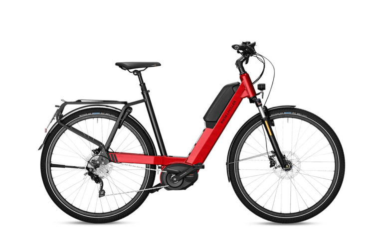 Riese & Muller Nevo Touring HS Fire Red for sale - Propel eBikes