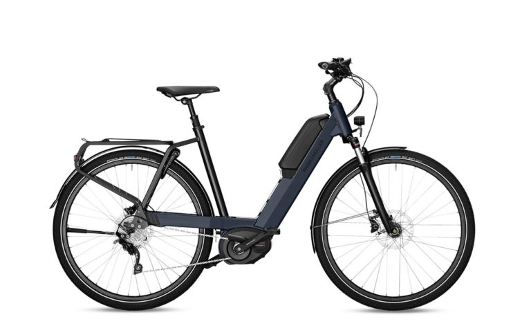 Riese & Muller Nevo Touring Midnight Blue Metallic for sale - Propel eBikes