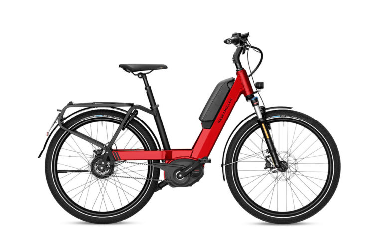 Riese & Muller Nevo Vario HS Fire Red for sale - Propel eBikes
