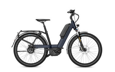 Riese & Muller Nevo Vario HS Midnight Blue Metallic for sale - Propel eBikes