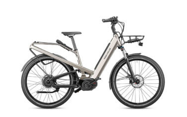 Riese & Muller Culture GT Vario Urban Silver Metallic for sale - Propel Electric Bikes