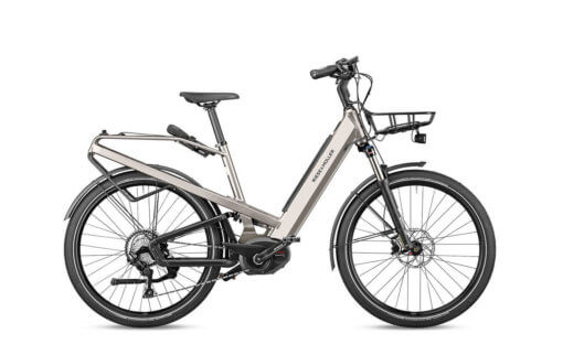 Riese & Muller Culture GT Touring Urban Silver Metallic for sale - Propel E-Bikes