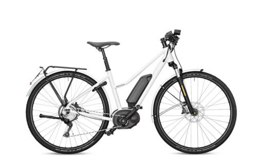 Riese & Muller Roadster Mixte Touring HS Snow White for sale - Propel eBikes
