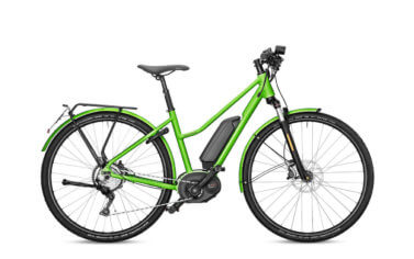 Riese & Muller Roadster Mixte Touring HS Electric Green Metallic for sale - Propel eBikes