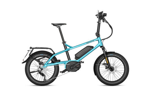 Riese & Muller Tinker Touring HS Azure Metallic for sale - Propel eBikes