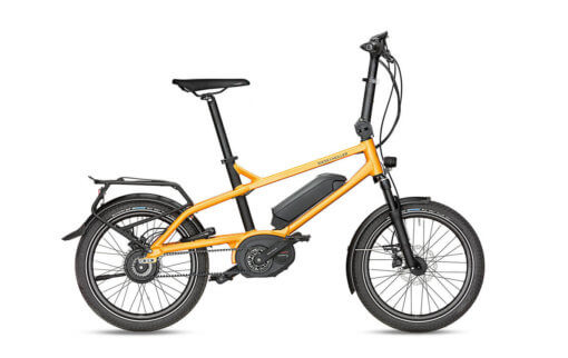 Riese & Muller Tinker Vario Orange Metallic for sale - Propel eBikes