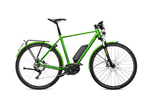 Riese & Muller Roadster Touring HS Electric Green Metallic for sale - Propel eBikes