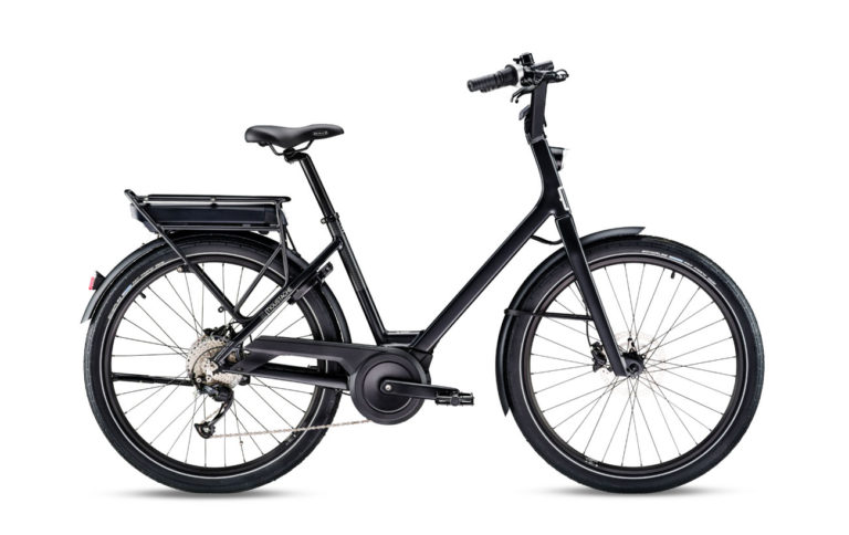Moustache Lundi Black for sale - Propel eBikes