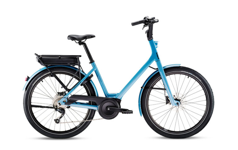 Moustache Lundi 26.1 Grey Blue for sale - Propel eBikes