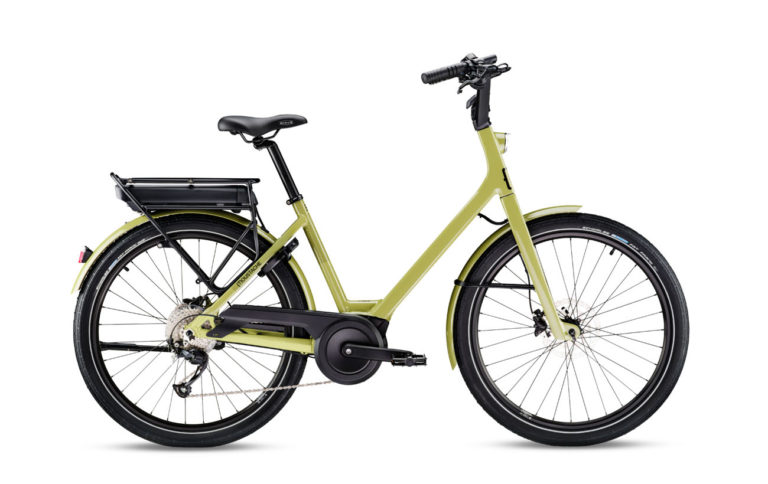 Moustache Lundi 26.1 Kaki for sale - Propel eBikes