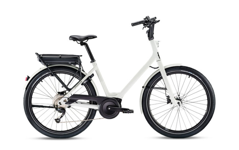 Moustache Lundi Light Grey - Propel eBikes