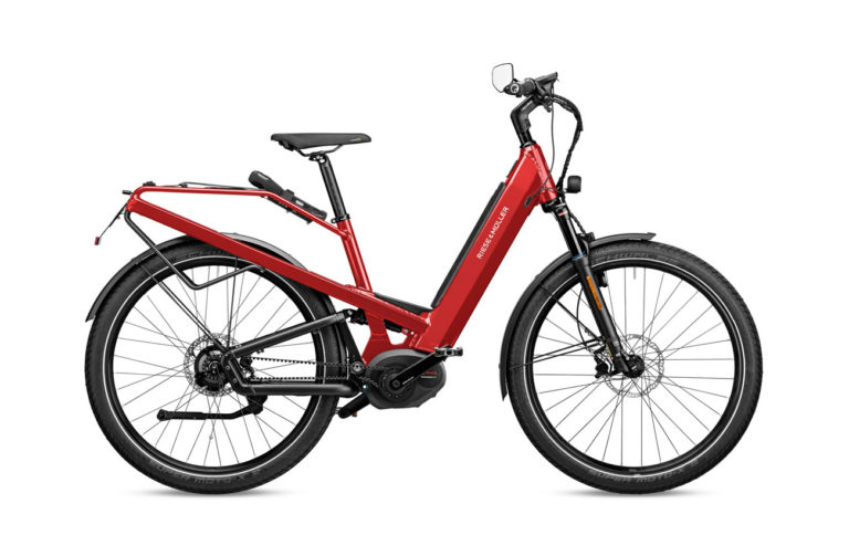 Riese & Muller Homage GT Rohloff HS Electric Red Metallic for sale - Propel eBikes