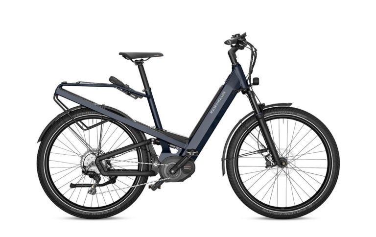 Riese & Muller Homage GT Touring Deepsea Blue Metallic for sale - Propel eBikes