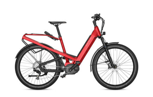 Riese & Muller Homage GT Touring Electric Red Metallic for sale - Propel eBikes