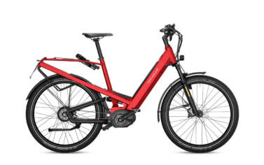 Riese & Muller Homage GT Vario HS Electric Red Mmetallic for sale - Propel eBikes
