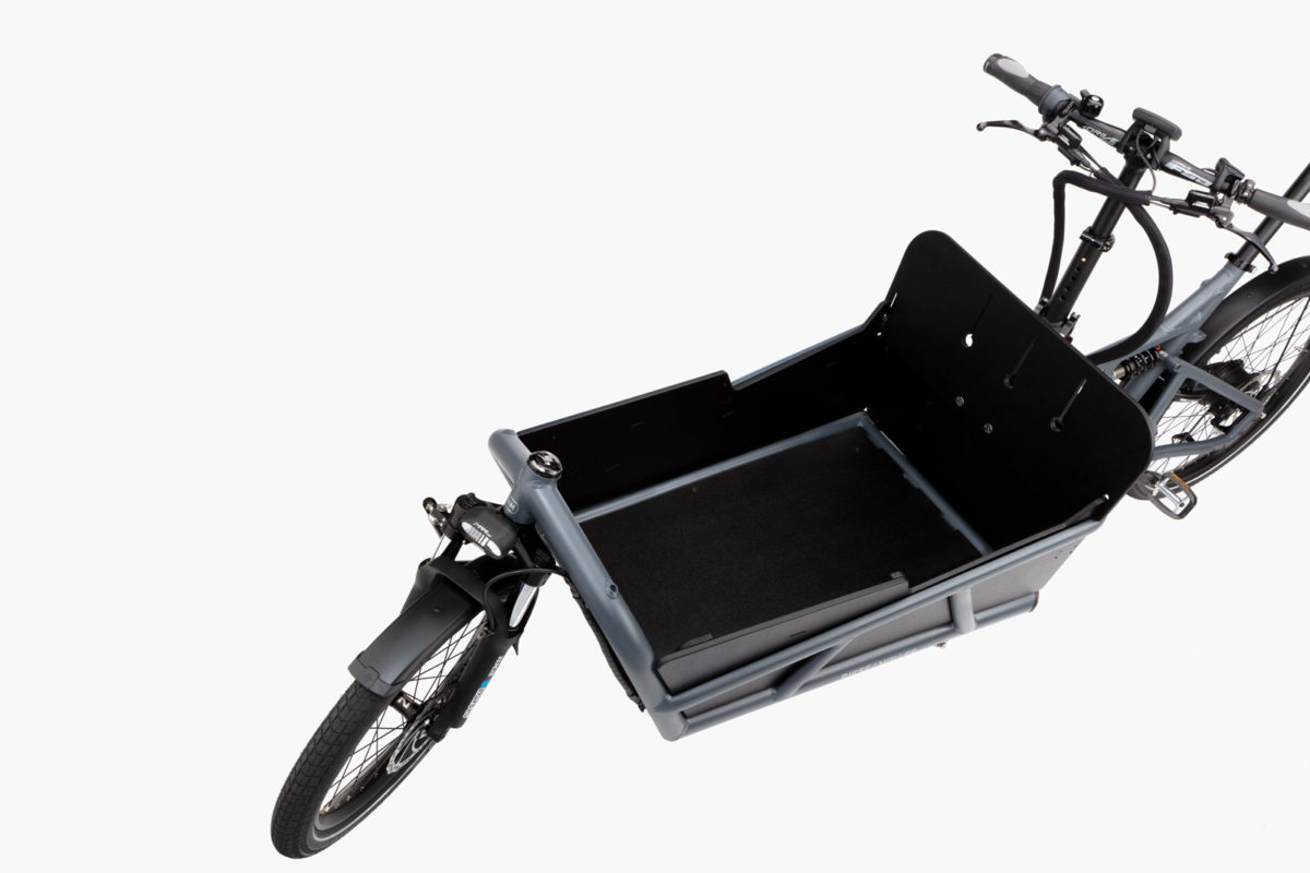 Riese & Muller Load 75 Cargo Area Box for sale - Propel E-Bikes