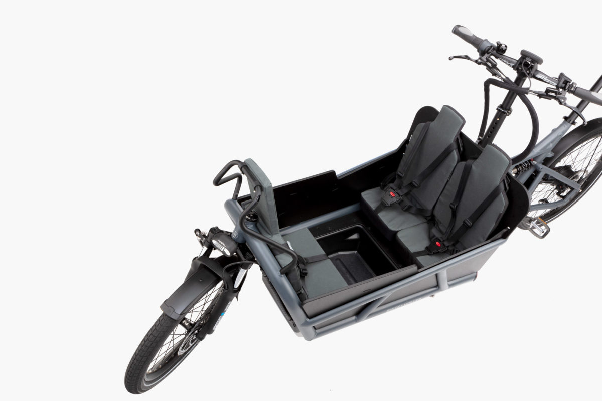 Riese & Muller Load 75 Cargo Area Child Seats for sale - Propel E-Bikes