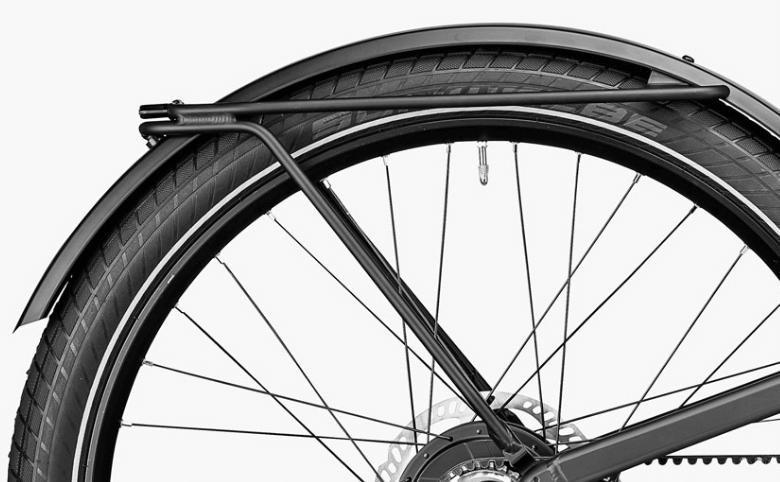 Riese & Muller Pannier Rack - Propel Electric Bikes