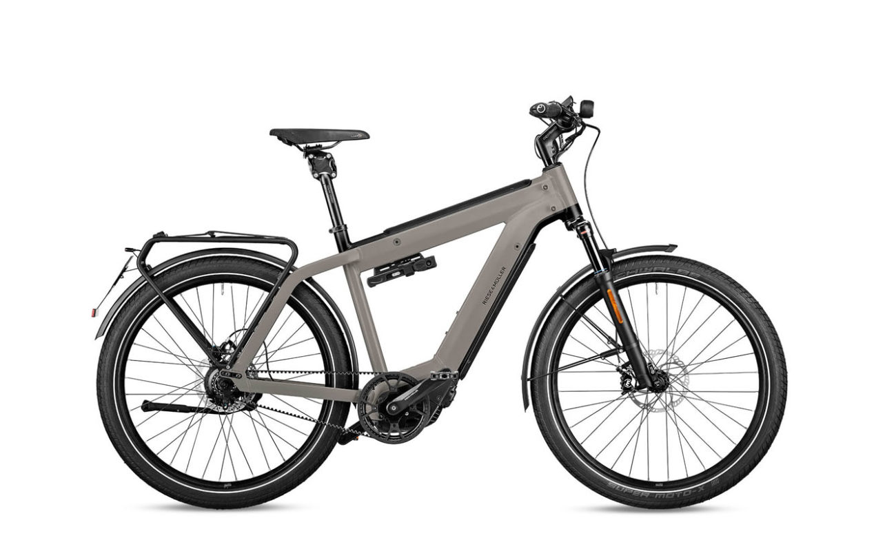 Riese & Muller Supercharger2 GT Rohloff HS