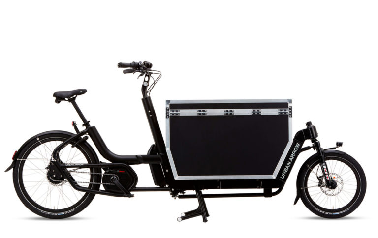 Cargo L Performance Flightcase 1 - Propel Electric Bikes