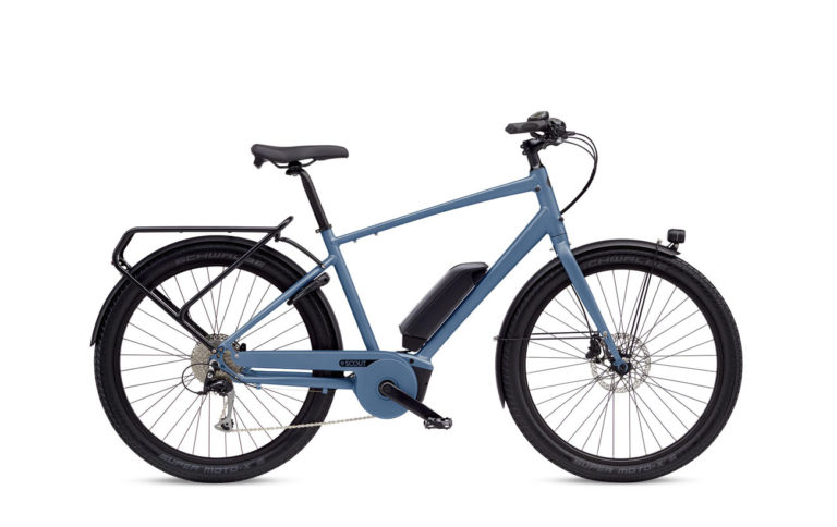 Benno Escout 9D E-Bike Alaska Blue - Propel Electric Bikes
