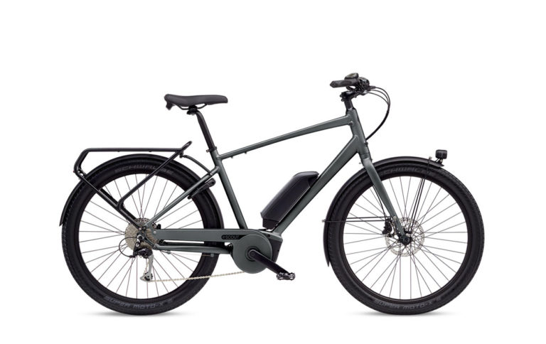 Benno eScout 9D Electric Bike Graphite Gray - Propel Electric Bikes